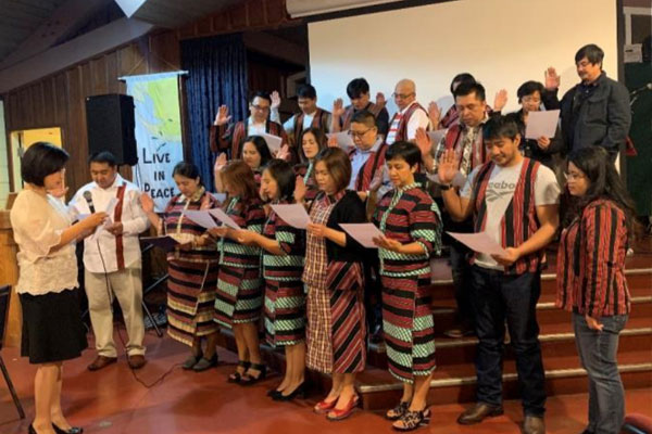 Philippine Consulate General in Vancouver Inducts New Officers of the Benguet Society of British Columbia