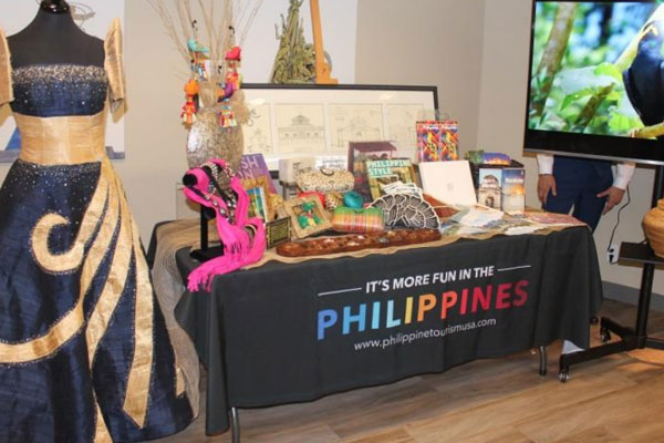 Philippine Consulate General in Vancouver Hosts a Members' Reception for the Greater Vancouver Board of Trade