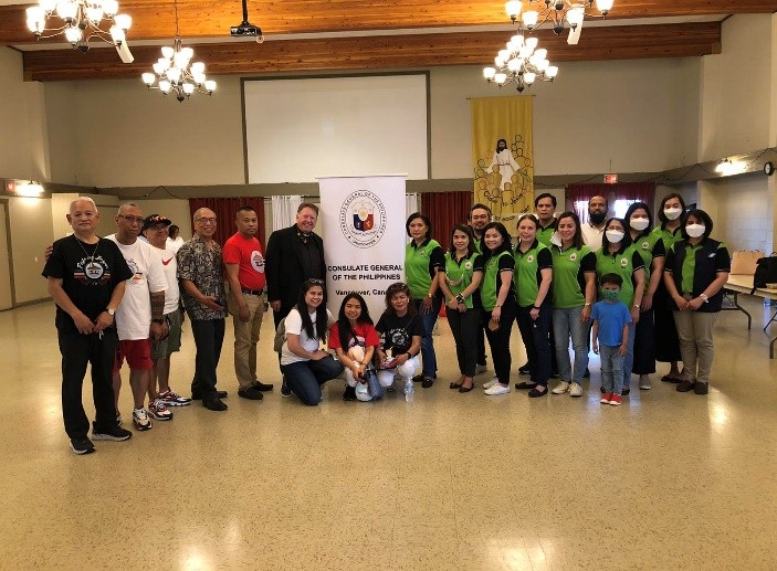 Philippine Consulate General in Vancouver Continues Efforts to Make Services Accessible to Overseas Filipinos in a Saturday Mobile Registration and Consular Services in Langley, BC