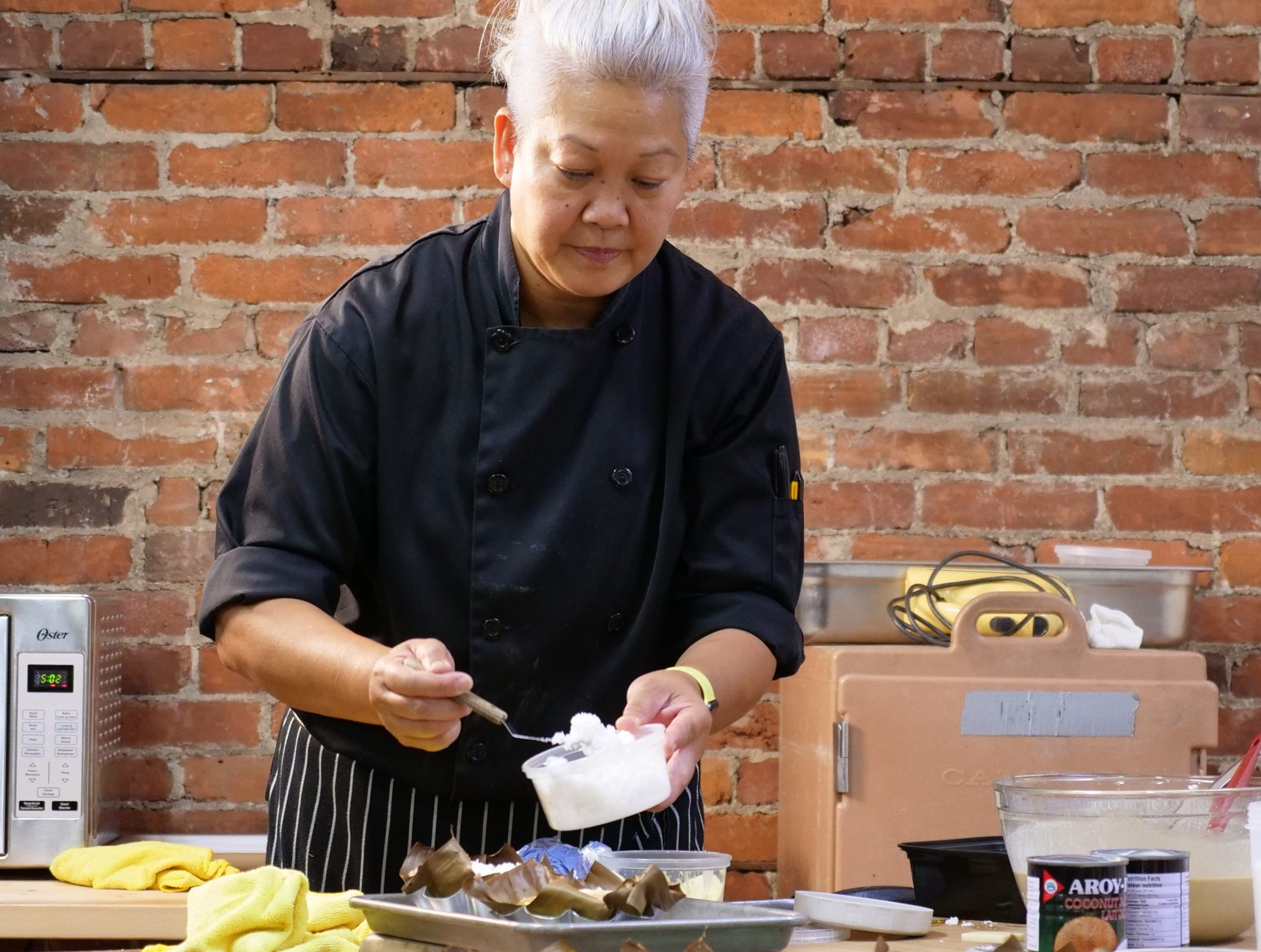 Vancouver PCG Hosts Cooking Demo to Promote Filipino Cuisine