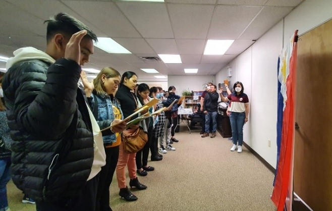 Philippine Consulate General in Vancouver Delivers Services to Overseas Filipinos in Yukon During Consular Outreach  in Whitehorse