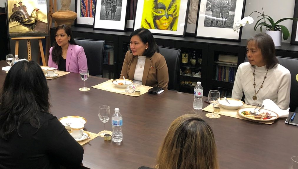Vancouver PCG Hosts a 2nd Kapihan with the Media
